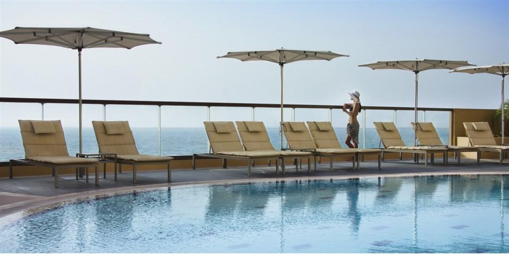 Amwaj Rotana Jumeirah Beach - Dubaj