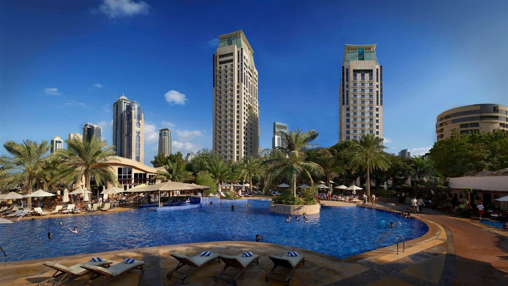 Habtoor Grand Resort, Autograph Collection - Dubaj