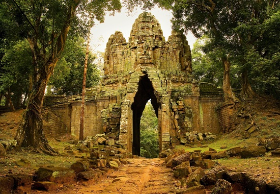 Kambodža s CZ průvodcem -