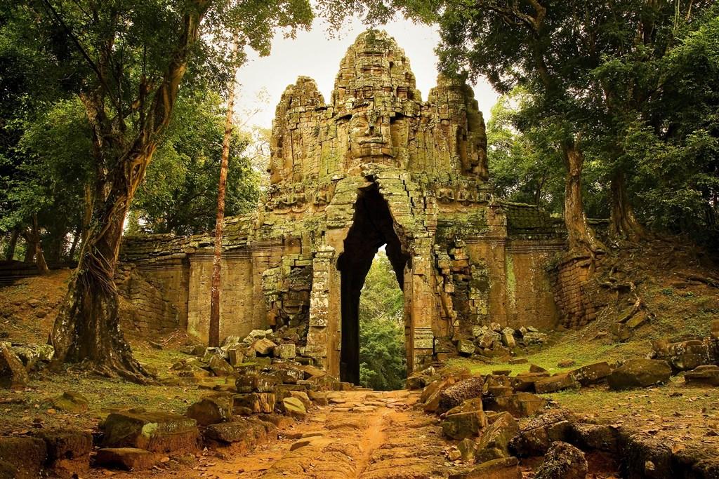Kambodža + Thajsko ostrov Koh Chang - Kambodža