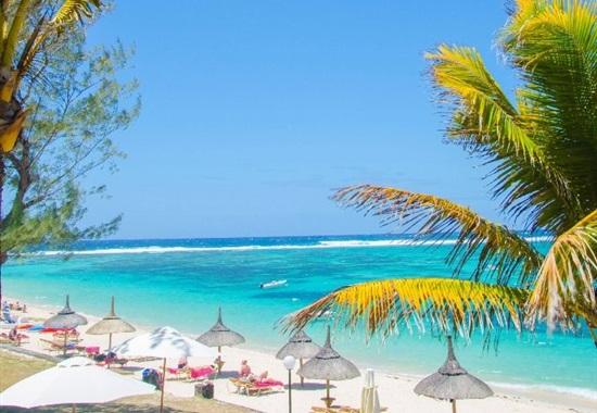 Silver Beach - Mauricius