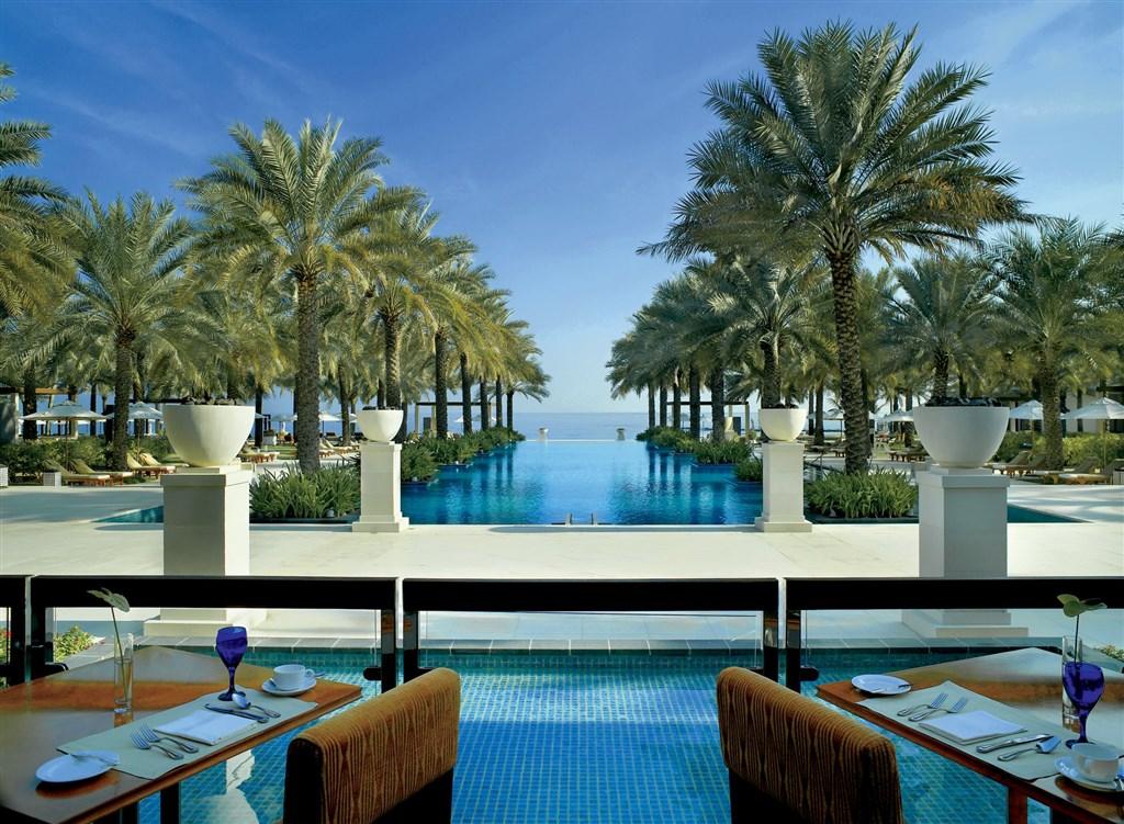 Al Bustan Palace Ritz Carlton - Omán