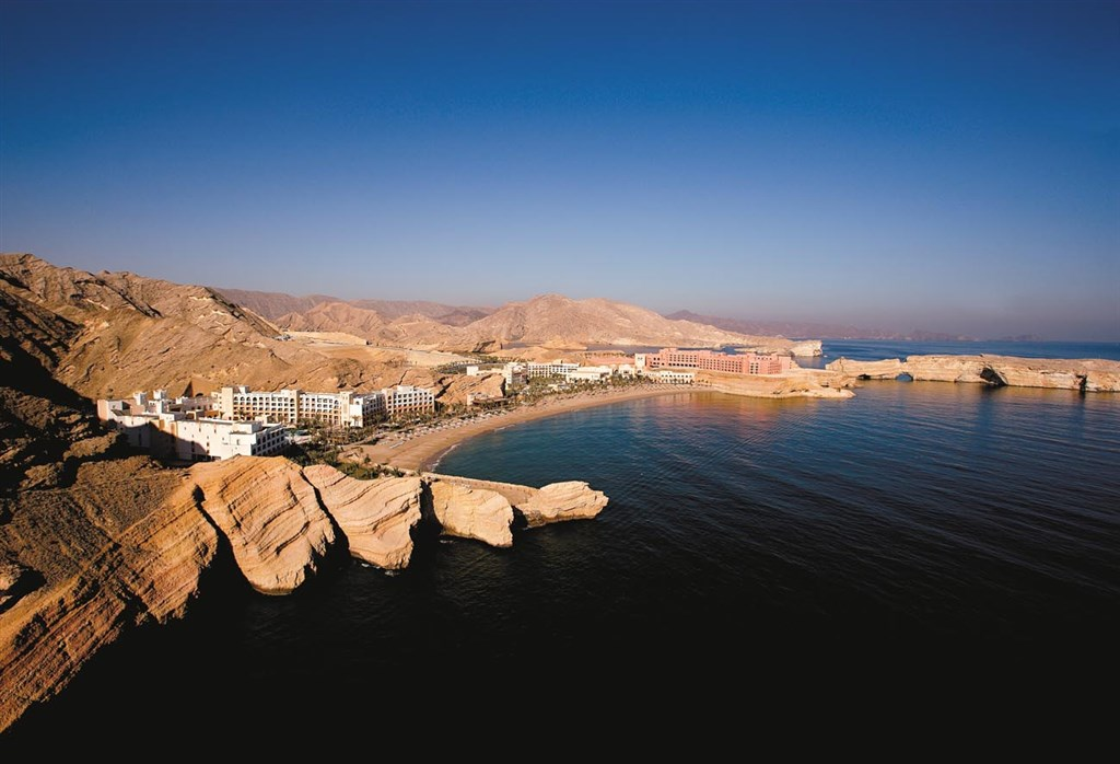 Shangri-La Barr Al Jissah Al Waha - Omán