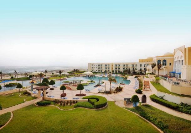 Mirbat Marriott Resort - Omán