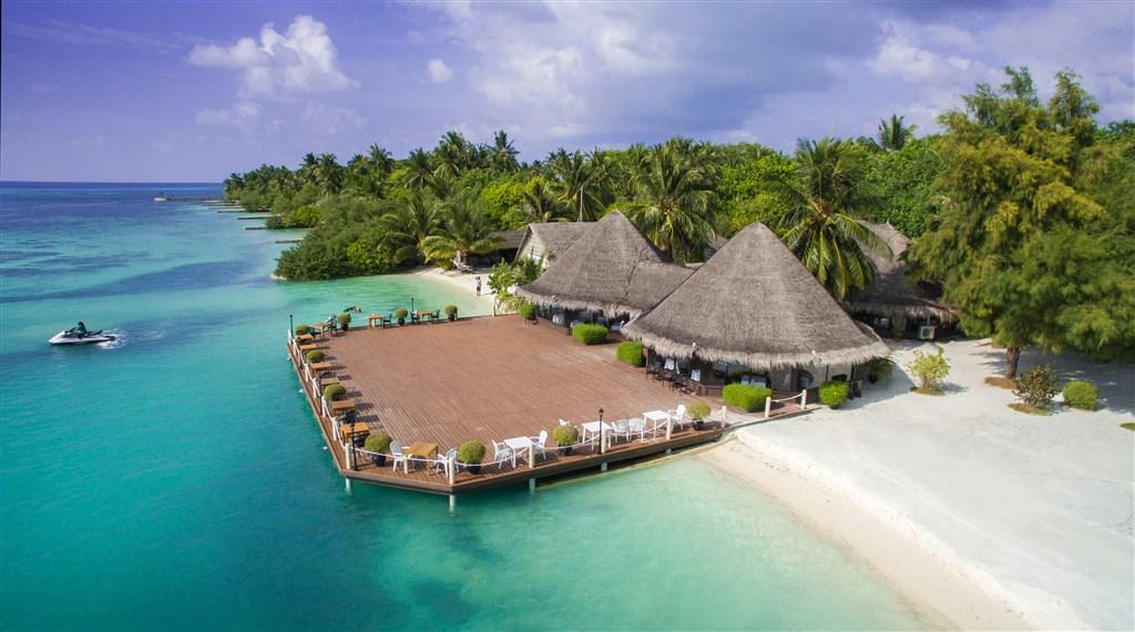 Adaaran Select Hudhuranfushi - North Male Atol