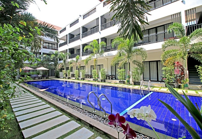 New Riverside Hotel - Siem Reap