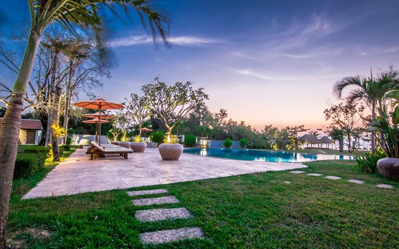 Samanea Beach Resort & SPA - Kambodža
