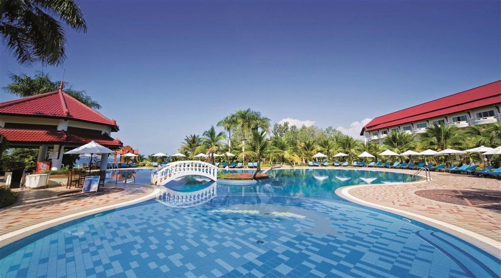 Sokha Beach Resort - Kambodža