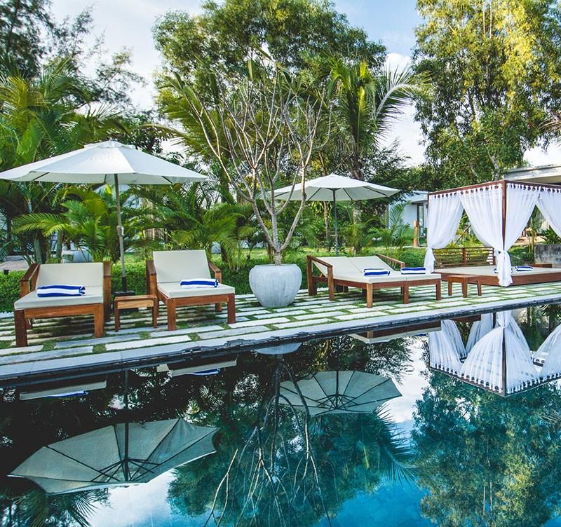 Sahaa Beach Resort - Kambodža