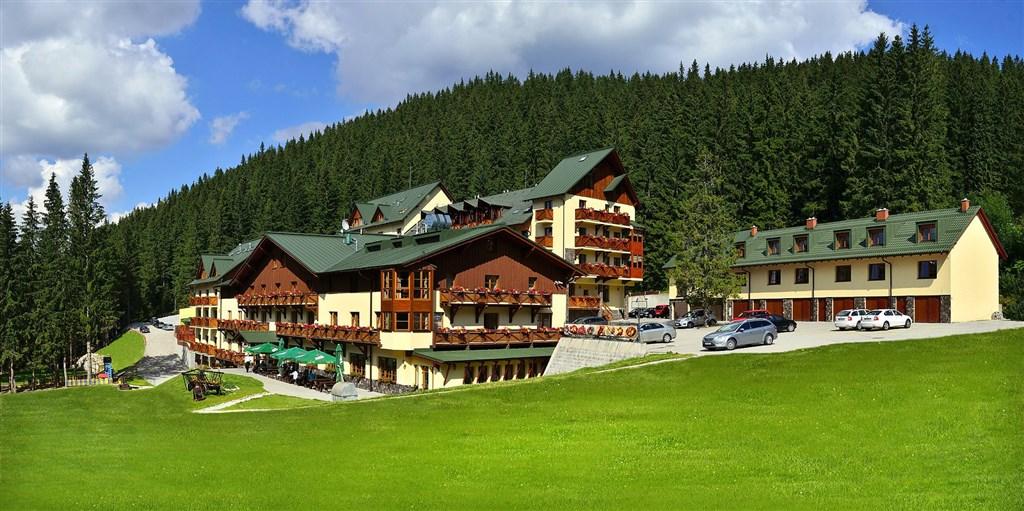 Ski & Wellness Residence Družba - Slovensko
