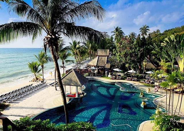 Centara Villas Samui - Thajsko