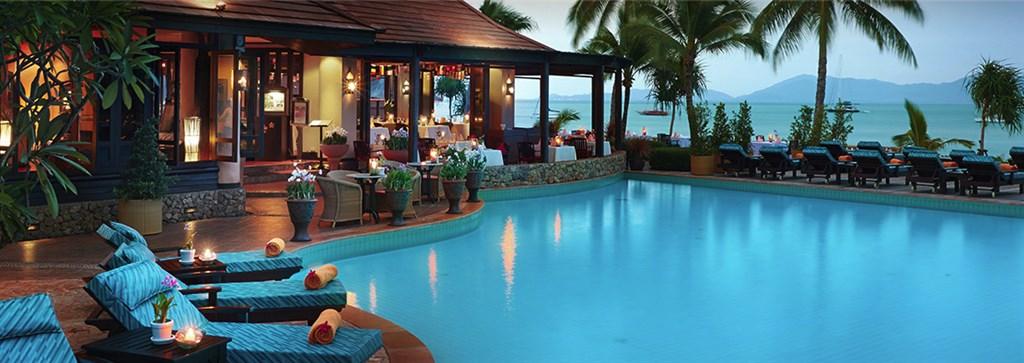 Bo Phut Resort & SPA - Thajsko