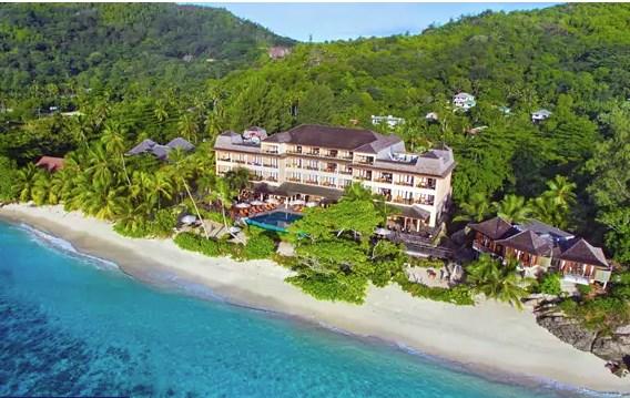 DoubleTree Resort & Spa by Hilton Hotel Seychelles - Allamanda - Mahé