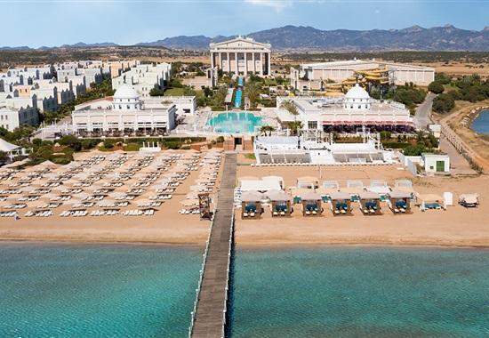 Kaya Artemis Resort & Casino - Severní Kypr