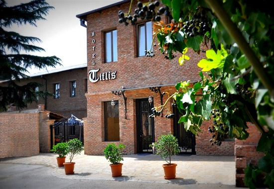 Hotel Tiflis - Gruzie