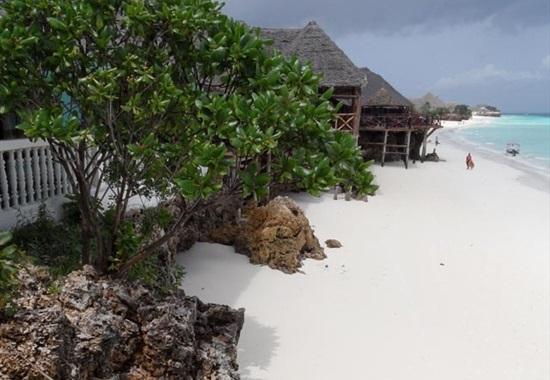 Langi Langi Beach Bungalows - Tanzanie a Zanzibar
