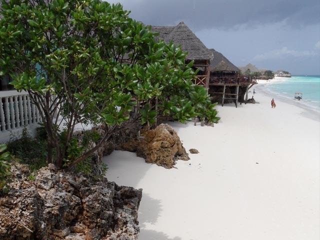 Langi Langi Beach Bungalows - Zanzibar