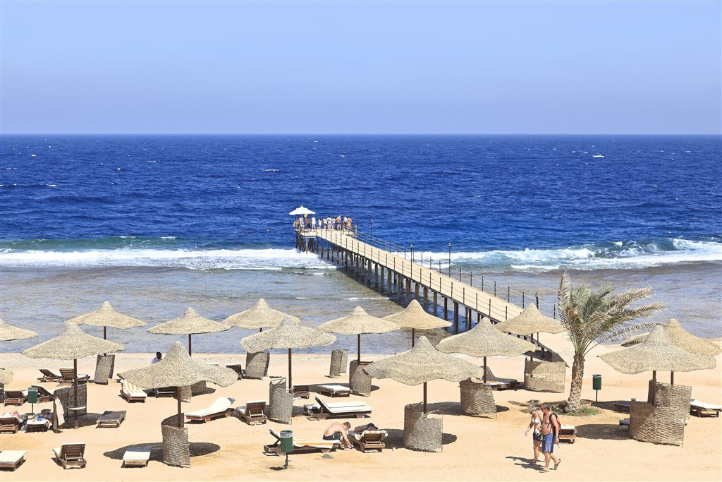 The Three Corners Sea Beach Resort - Marsa Alam
