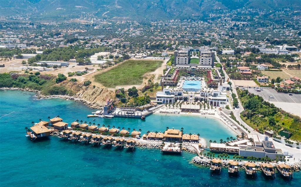 Cratos Premium Hotel & Casino & SPA - Kypr