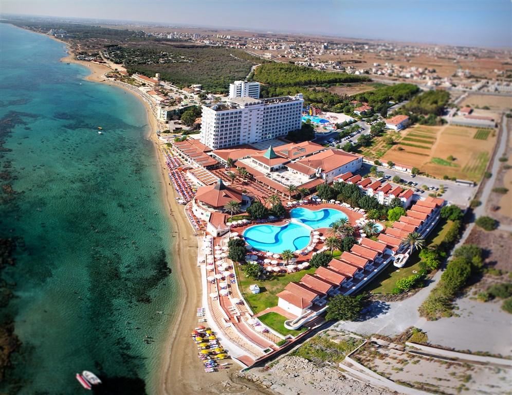 Salamis Bay Conti Hotel & Casino - Severní Kypr - Famagusta