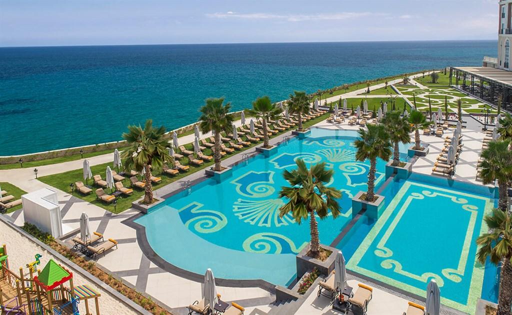 Kaya Palazzo Resort & Casino - Severní Kypr - Kyrenia