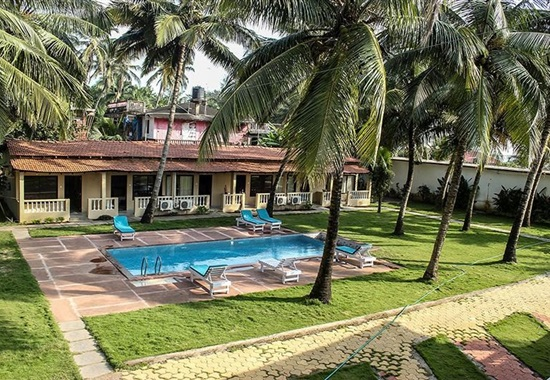 Morjim Coco Palms Resort - Goa