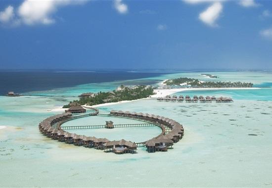 Olhuveli Beach & SPA Resort - South Male Atol
