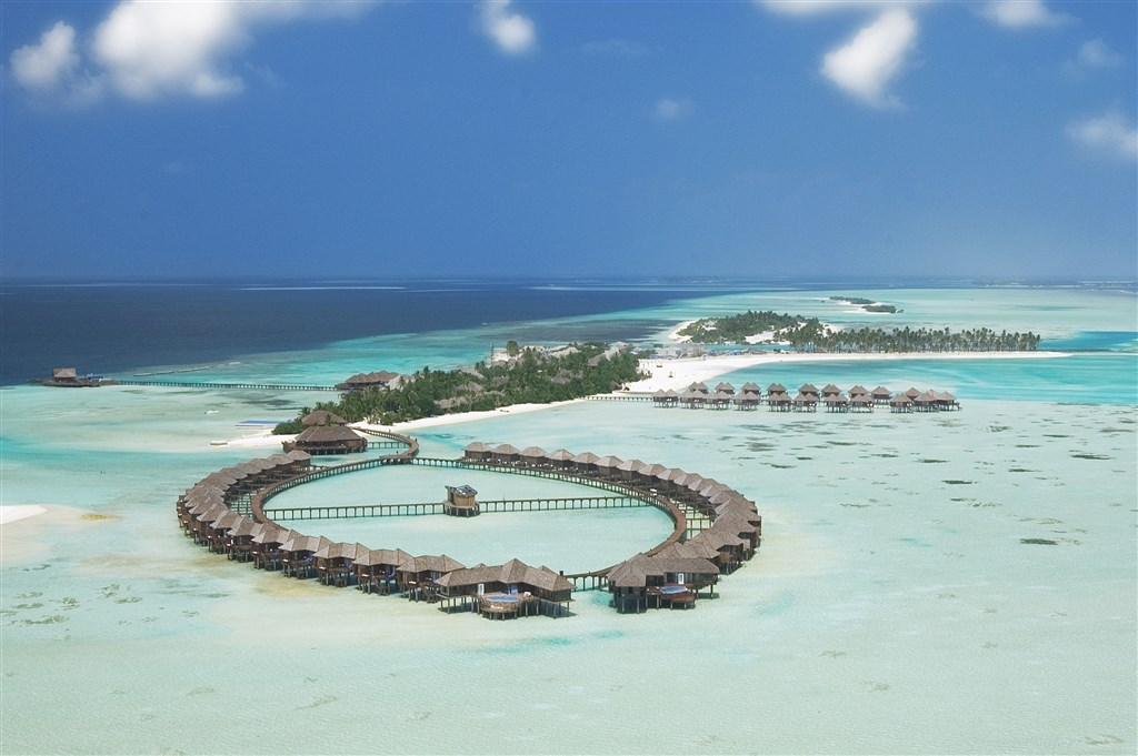 Olhuveli Beach & SPA Resort - South Male Atol