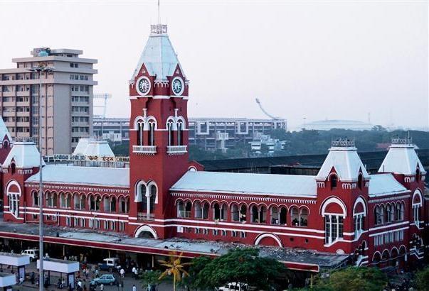 Chennai a Andamanské ostrovy - Indie