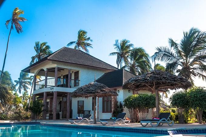 Zawadi Beach Villas - Zanzibar