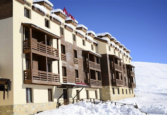 Hotel Alpina - Gruzie