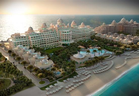 Emerald Palace Kempinski Dubai - Dubaj