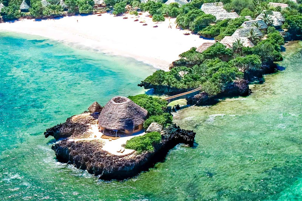 The Sands At Chale Island - Keňa