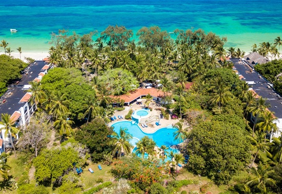 Diani Sea Resort - Keňa