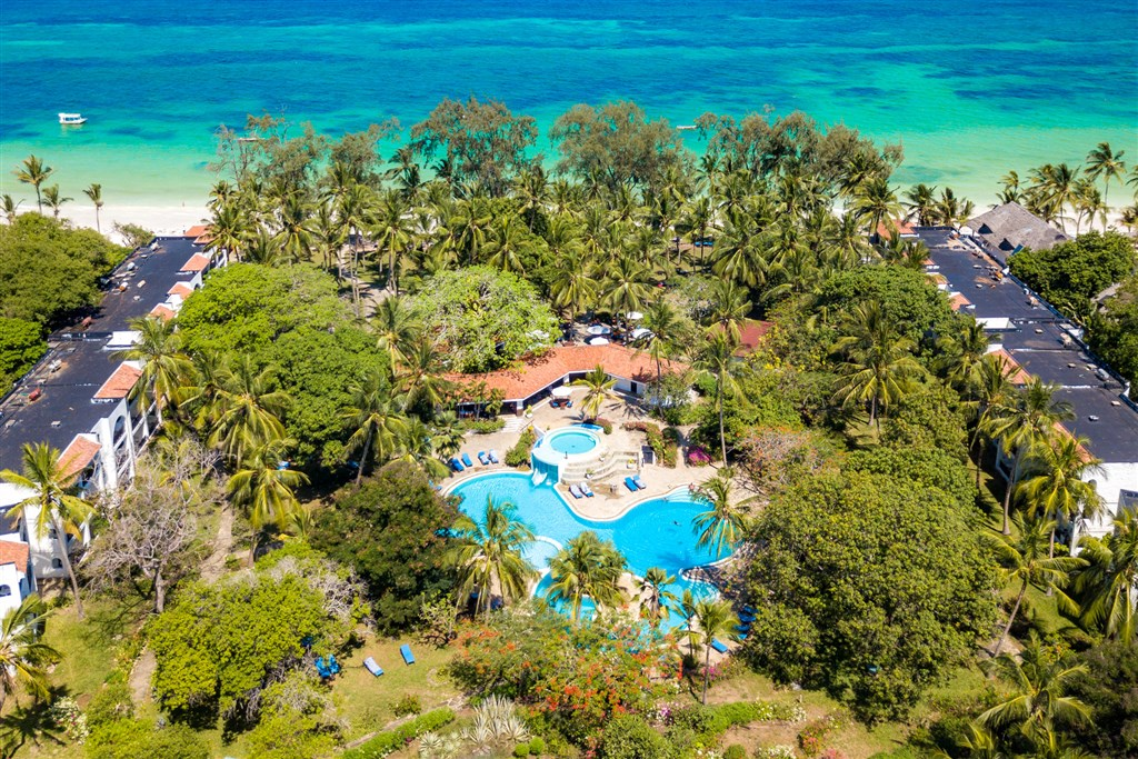 Diani Sea Resort - Keňa
