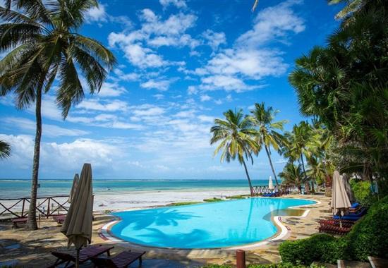 Voyager Beach Resort - Mombasa - severní pobřeží