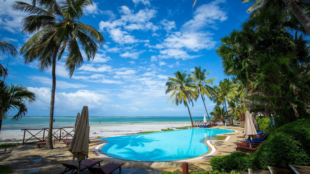 Voyager Beach Resort - Keňa