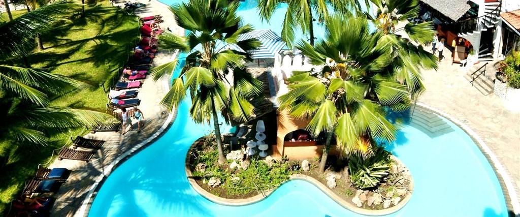 Bamburi Beach Hotel - Mombasa - severní pobřeží