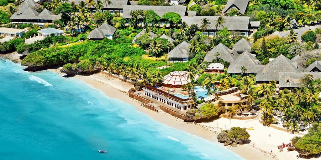 Leopard Beach Resort & Spa - Keňa