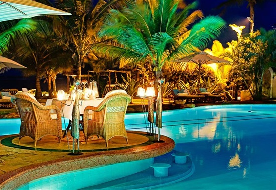 AfroChic Diani Beach - Keňa