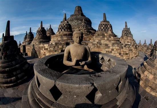 Velký okruh Jávou s pobytem na Bali - Jáva