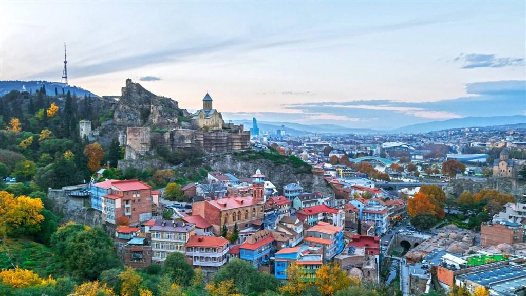 Prodloužený víkend v Tbilisi 5* - Gruzie