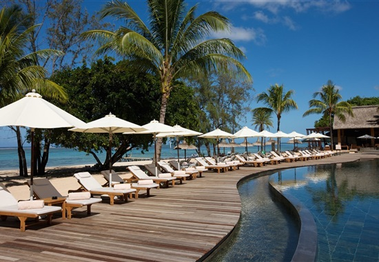Outrigger Mauritius Beach Resort - Mauricius