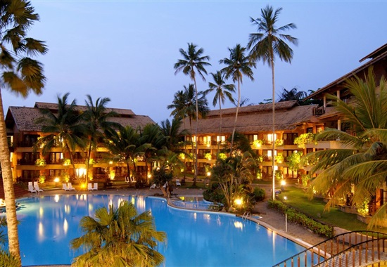 Royal Palms Beach hotel - Srí Lanka