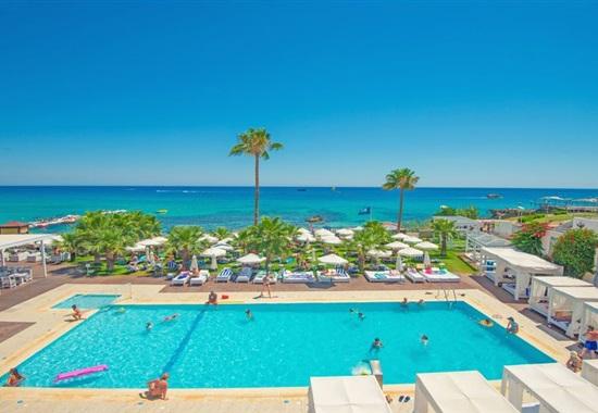 Silver Sands Beach Hotel - Jižní Kypr - Protaras