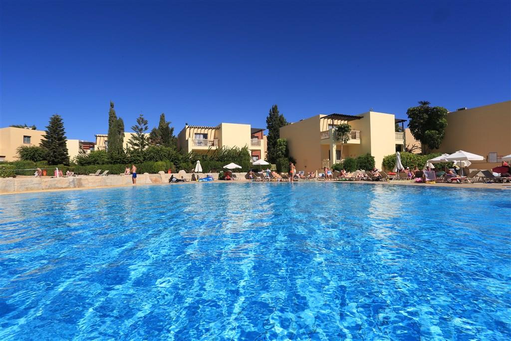 Electra Holiday Village a Water park - Jižní Kypr - Ayia Napa