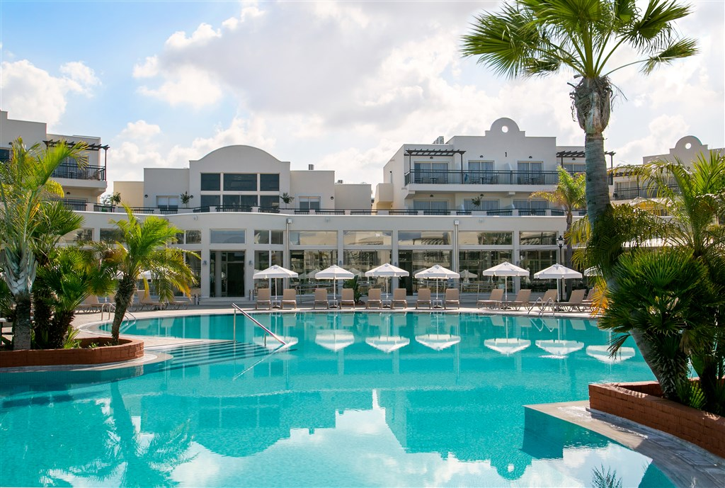 Louis Paphos Breeze Hotel - Jižní Kypr - Pafos