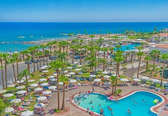 Anastasia Beach Hotel - Jižní Kypr - Protaras
