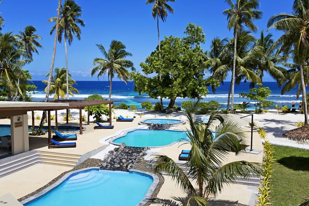 Return to Paradise Resort - Samoa
