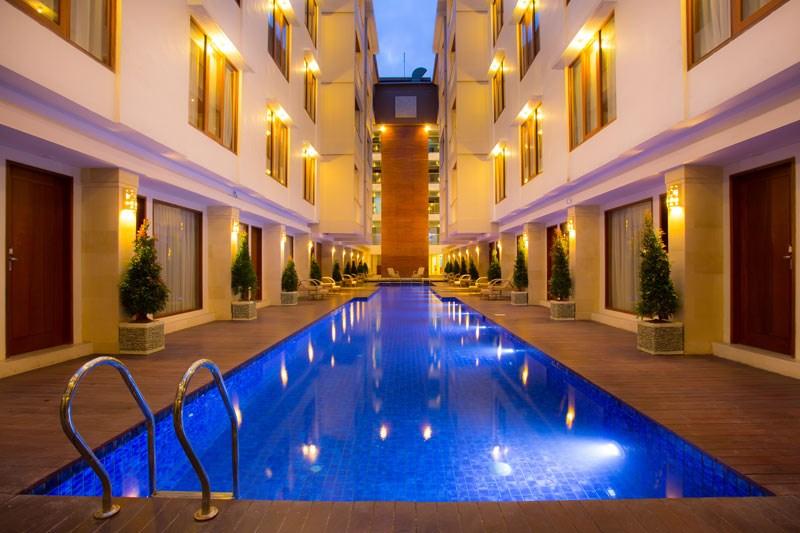 The Sun Hotel & Spa - Indonésie